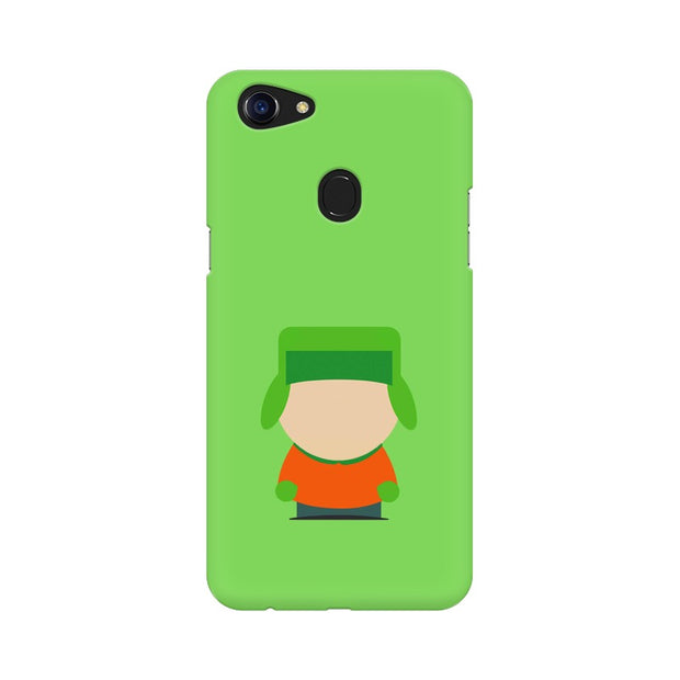 Oppo F5 Kyle Broflovski Minimal South Park Phone Cover & Case