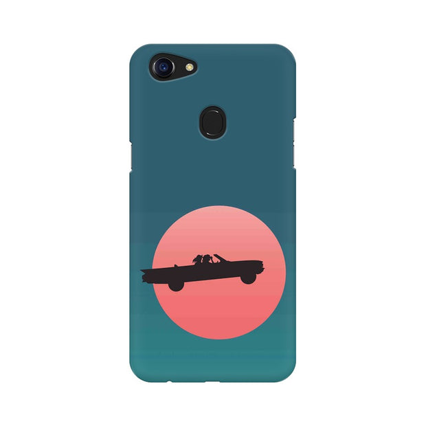 Oppo F5 Thelma & Louise Movie Minimal Phone Cover & Case