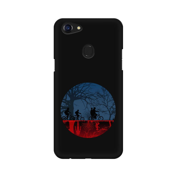 Oppo F5 Stranger Things Fan Art Phone Cover & Case