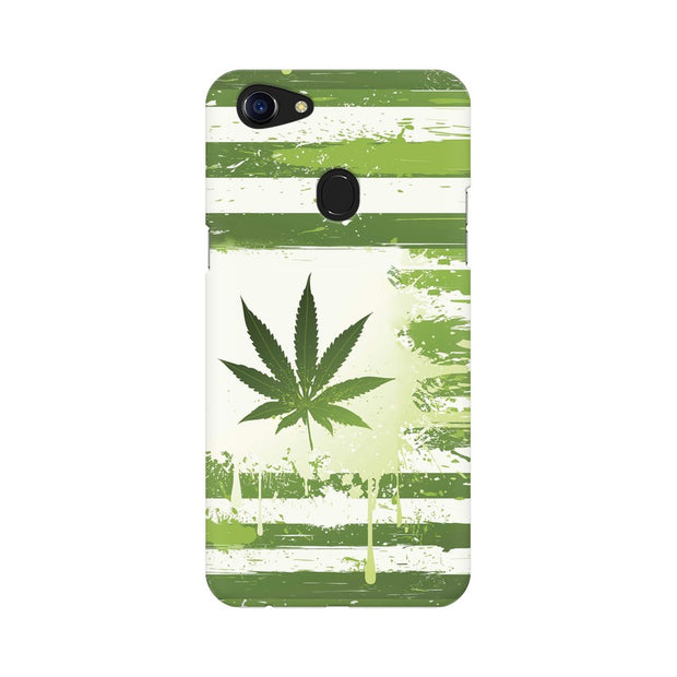 Oppo F5 Weed Flag  Phone Cover & Case