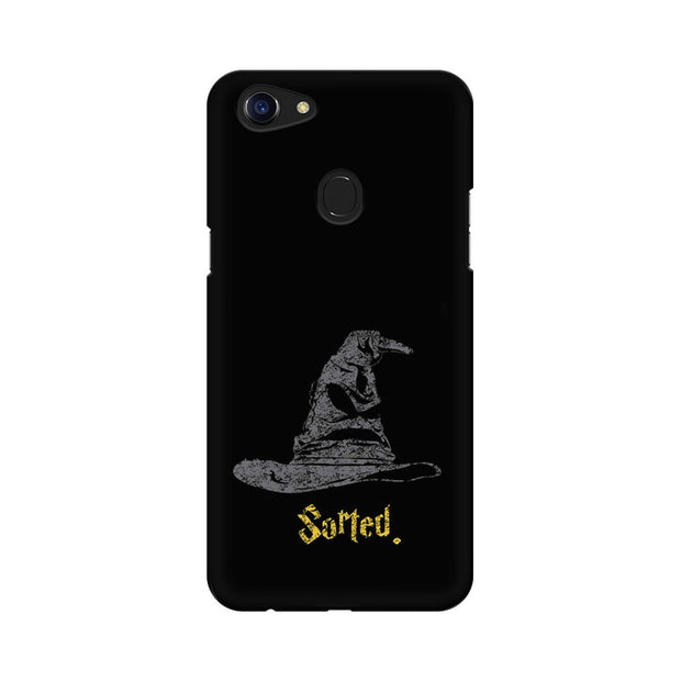 Oppo F5 Sorting Hat Harry Potter Phone Cover & Case