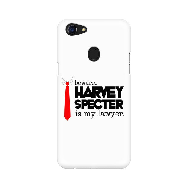 Oppo F5 Harvey Spectre Is My Lawyer Suits Phone Cover & Case