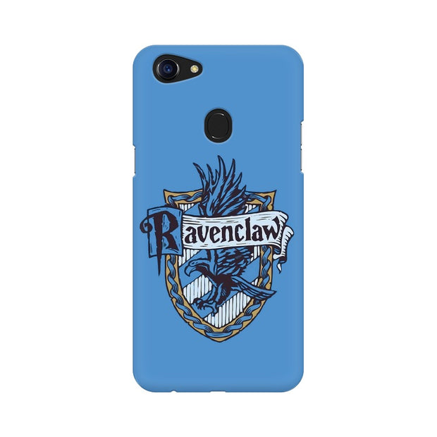 Oppo F5 Ravenclaw House Crest Harry Potter Phone Cover & Case