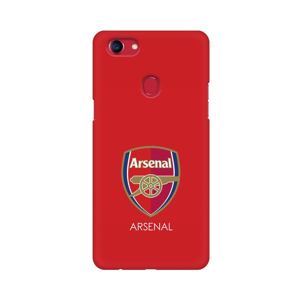 Oppo F7 The Arsenal Crest Phone Cover & Case