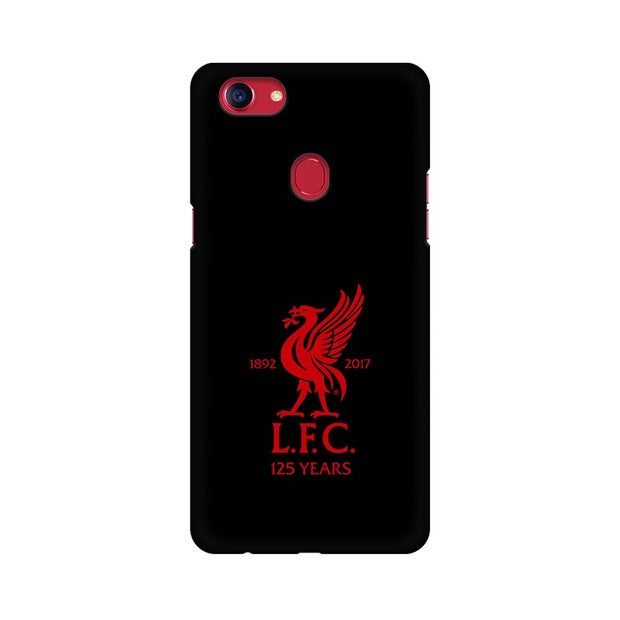 Oppo F7 The Liverpool Crest Phone Cover & Case