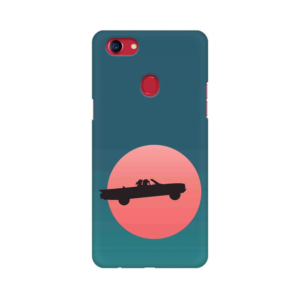 Oppo F7 Thelma & Louise Movie Minimal Phone Cover & Case