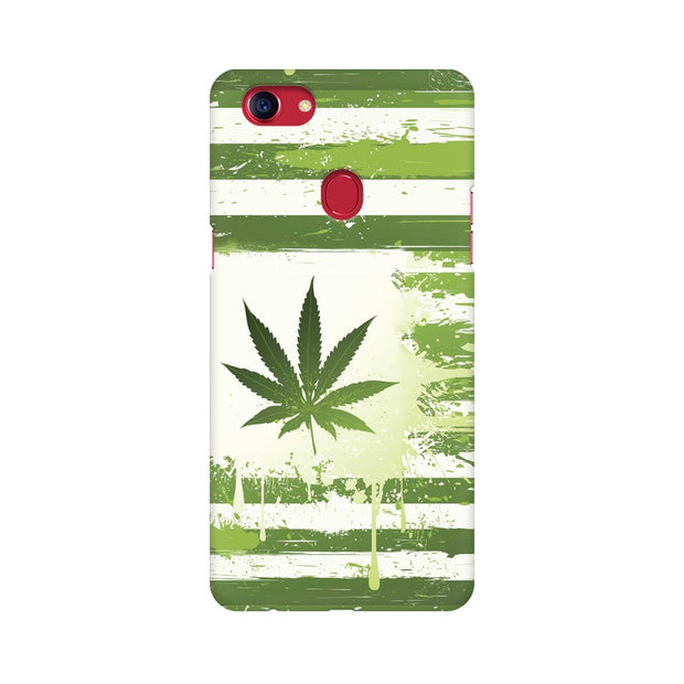 Oppo F7 Weed Flag  Phone Cover & Case