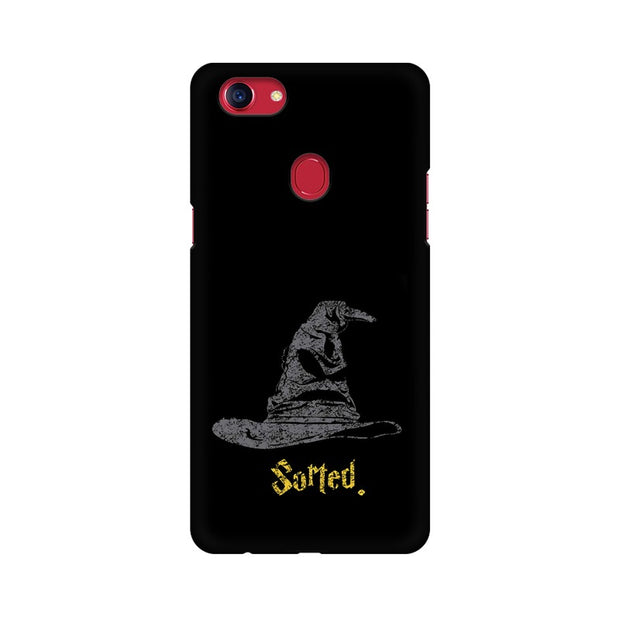 Oppo F7 Sorting Hat Harry Potter Phone Cover & Case