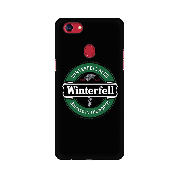 Oppo F7 Winterfell Game Of Thrones Phone Cover & Case