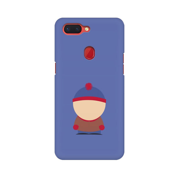 Oppo R15 Pro Stan Marsh Minimal South Park Phone Cover & Case