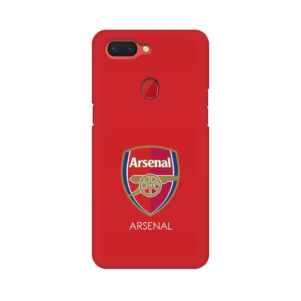 Oppo R15 Pro The Arsenal Crest Phone Cover & Case