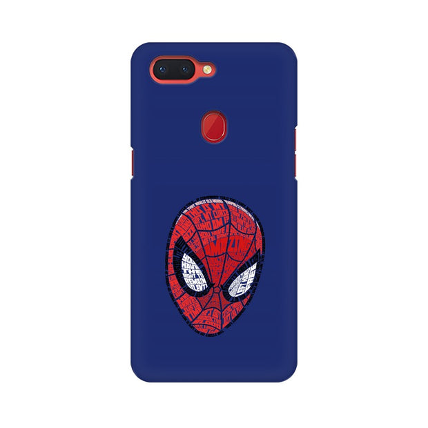 Oppo R15 Pro Spider Man Graphic Fan Art Phone Cover & Case
