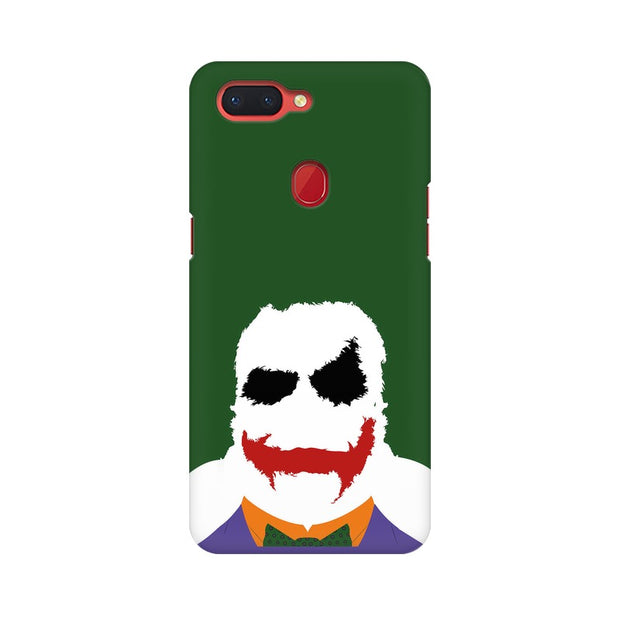 Oppo R15 The Joker Outline Phone Cover & Case