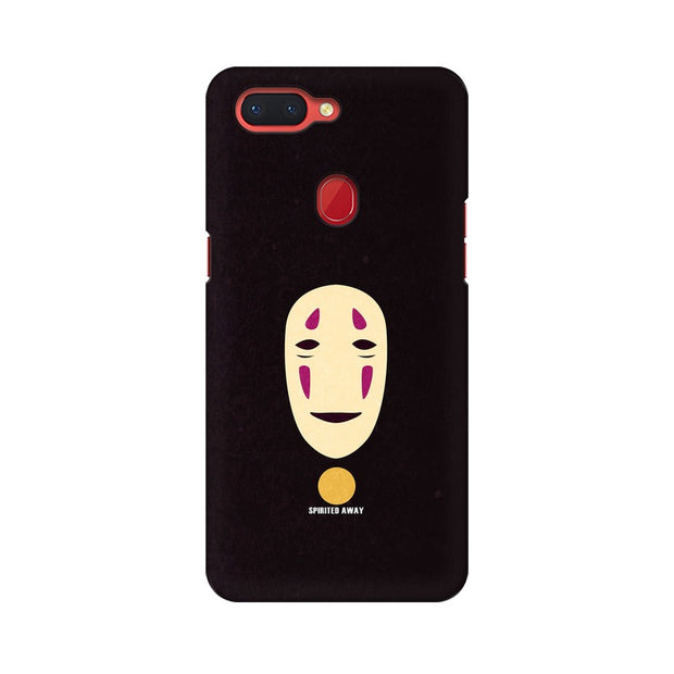 Oppo R15 Spirited Away Minimal Anime Phone Cover & Case