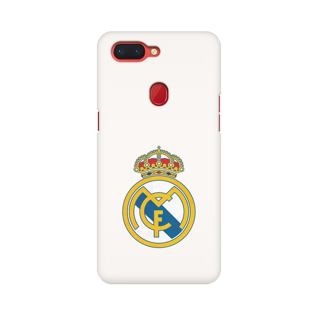 Oppo R15 The Real Madrid Crest Phone Cover & Case