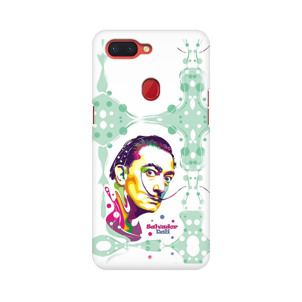 Oppo R15 Salvador Dali Fan Art Phone Cover & Case