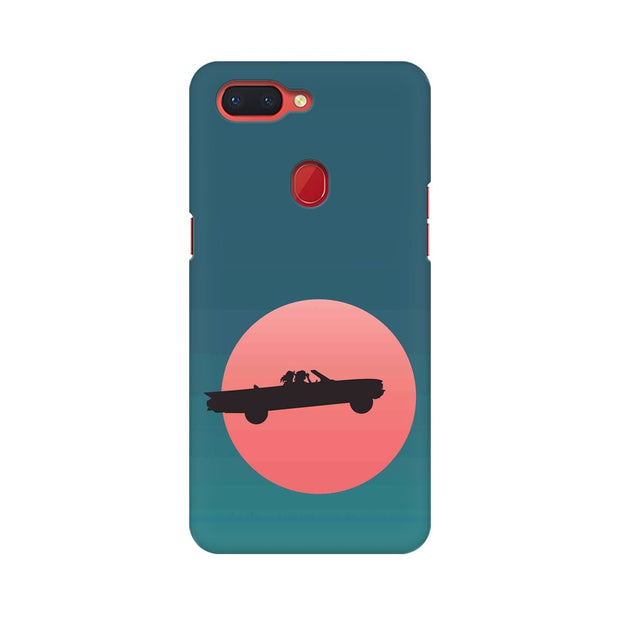 Oppo R15 Thelma & Louise Movie Minimal Phone Cover & Case