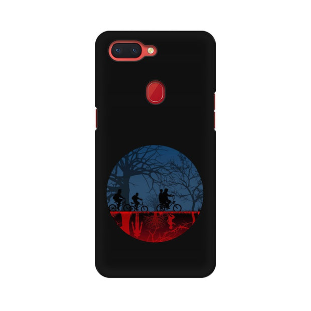 Oppo R15 Stranger Things Fan Art Phone Cover & Case