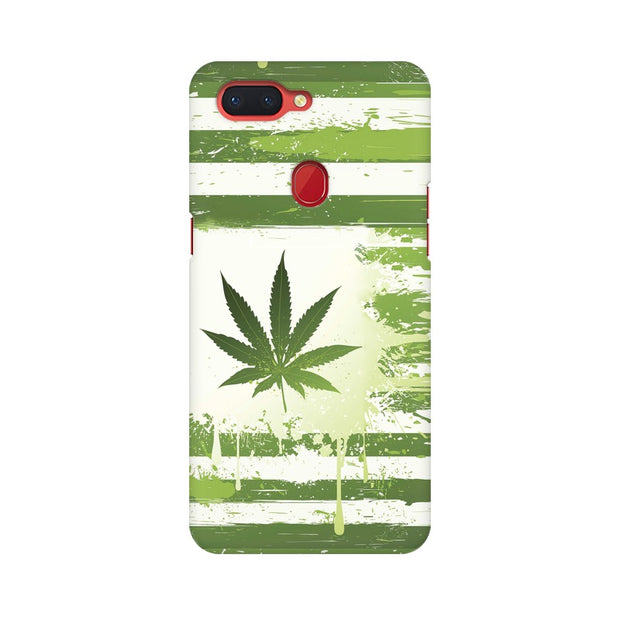 Oppo R15 Weed Flag  Phone Cover & Case
