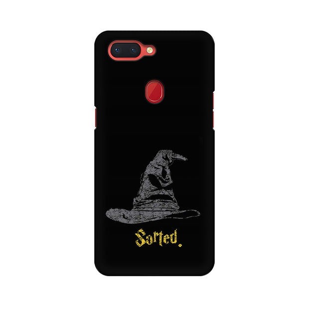 Oppo R15 Sorting Hat Harry Potter Phone Cover & Case