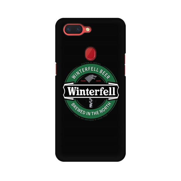 Oppo R15 Winterfell Game Of Thrones Phone Cover & Case