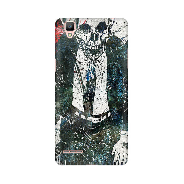 Oppo R9 Dead Man Walking Phone Cover & Case