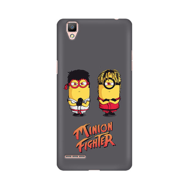 Oppo R9 Minion Fighters Phone Cover & Case