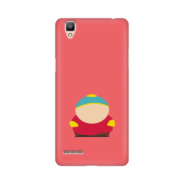 Oppo R9 Eric Cartman Minimal South Park Phone Cover & Case
