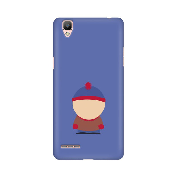 Oppo R9 Stan Marsh Minimal South Park Phone Cover & Case