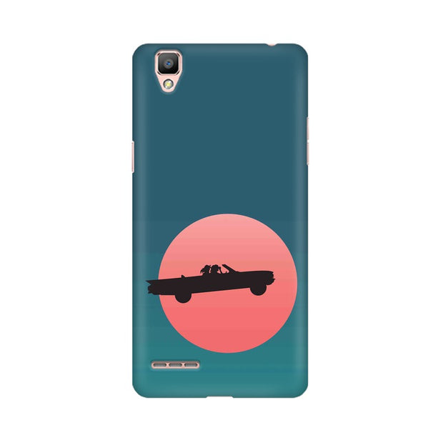 Oppo R9 Thelma & Louise Movie Minimal Phone Cover & Case