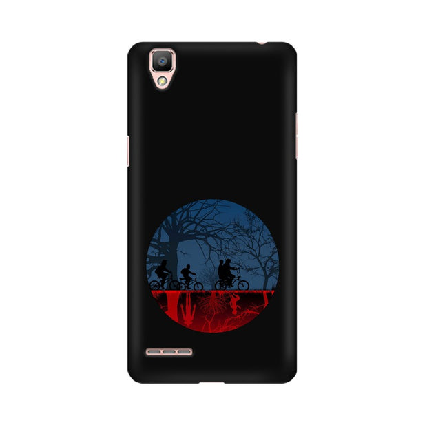 Oppo R9 Stranger Things Fan Art Phone Cover & Case