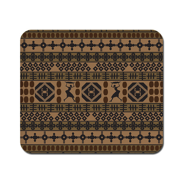 Large African Impulse Mousepad