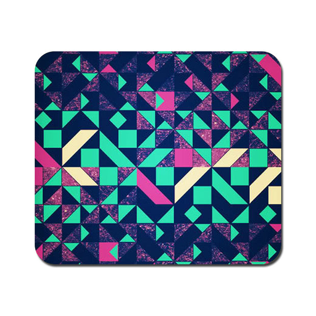 Large Abstract Wookmark Mousepad