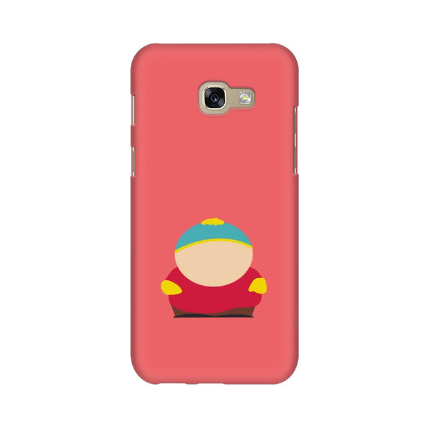 Samsung A7 2017 Eric Cartman Minimal South Park Phone Cover & Case
