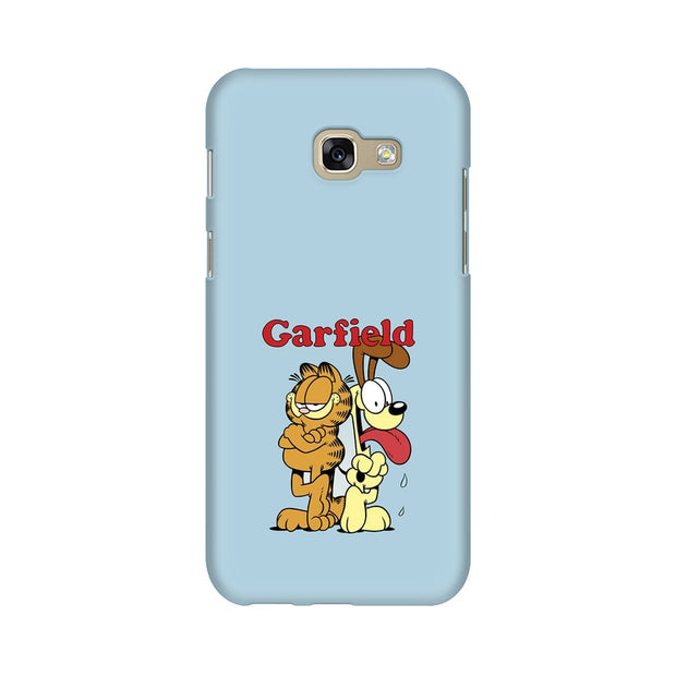 Samsung A7 2017 Garfield & Odie Phone Cover & Case