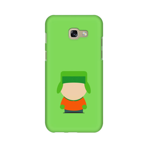Samsung A7 2017 Kyle Broflovski Minimal South Park Phone Cover & Case