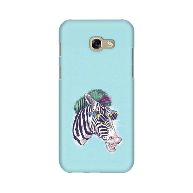 Samsung A7 2017 The Zebra Style Cool Phone Cover & Case