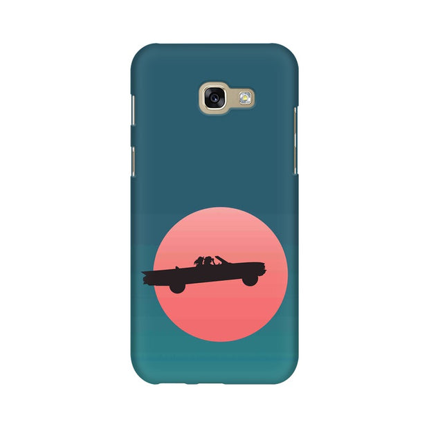 Samsung A7 2017 Thelma & Louise Movie Minimal Phone Cover & Case
