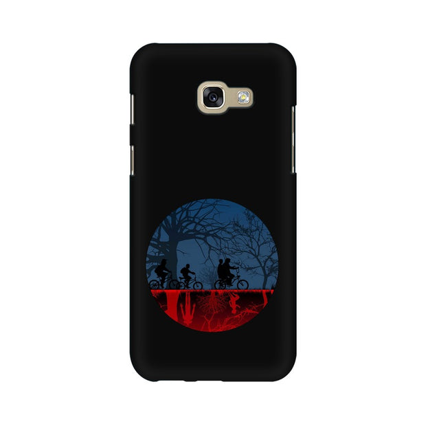 Samsung A7 2017 Stranger Things Fan Art Phone Cover & Case