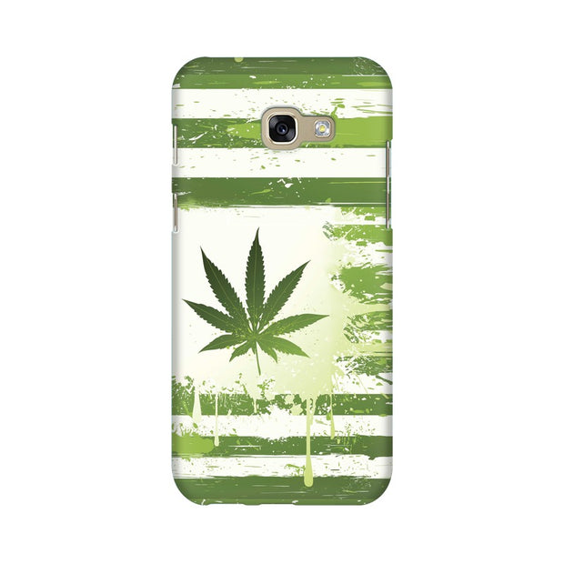 Samsung A7 2017 Weed Flag  Phone Cover & Case