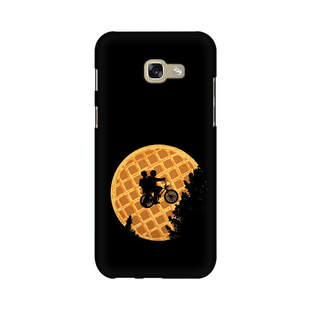 Samsung A7 2017 Stranger Things Pancake Minimal Phone Cover & Case