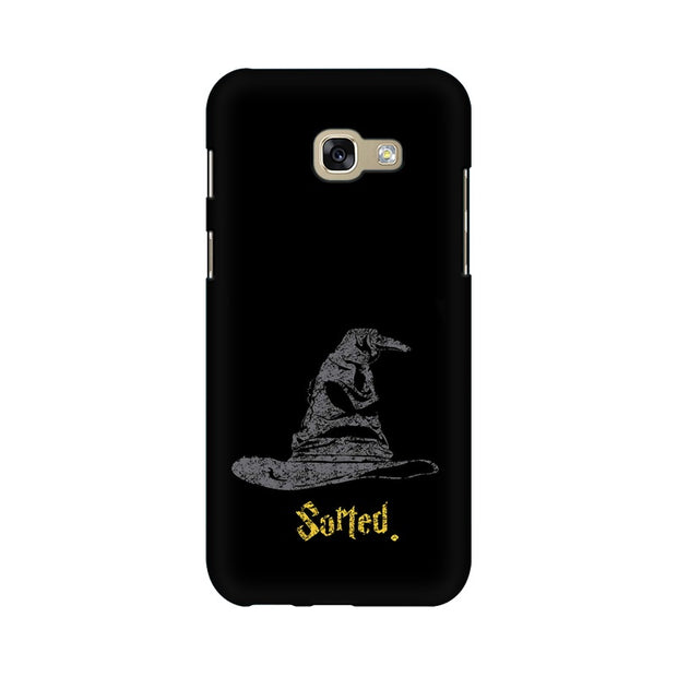 Samsung A7 2017 Sorting Hat Harry Potter Phone Cover & Case