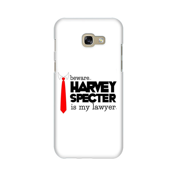 Samsung A7 2017 Harvey Spectre Is My Lawyer Suits Phone Cover & Case