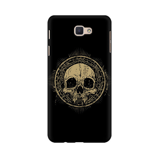 Samsung J5 Prime Ancient Skull Phone Cover & Case