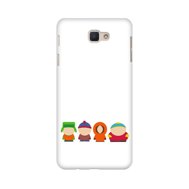 Samsung J5 Prime South Park Minimal Phone Cover & Case