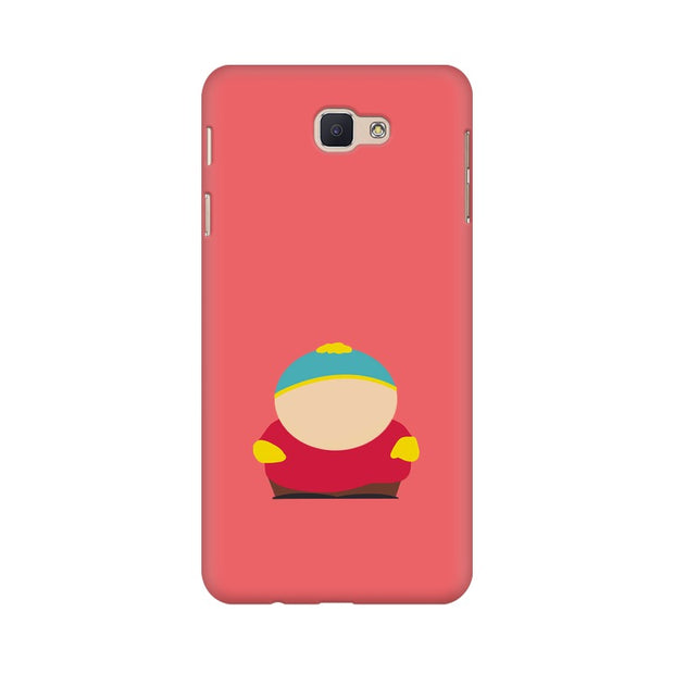 Samsung J5 Prime Eric Cartman Minimal South Park Phone Cover & Case