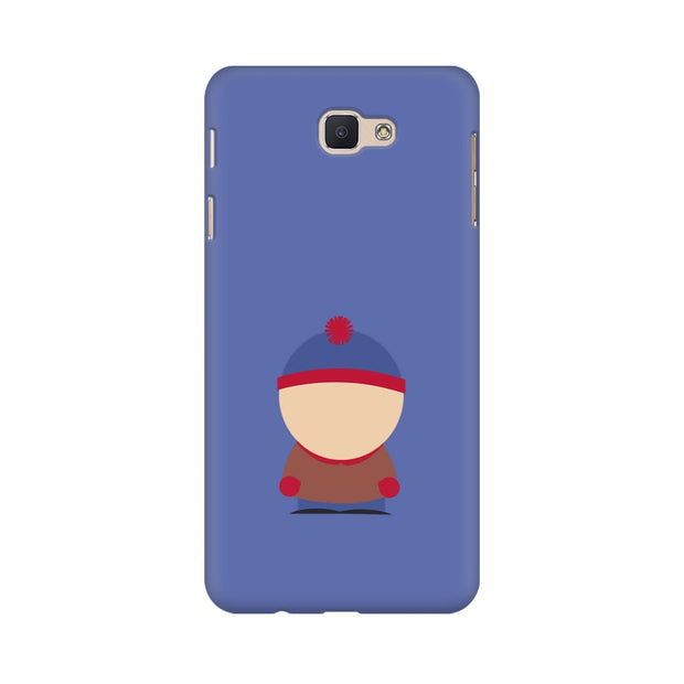 Samsung J5 Prime Stan Marsh Minimal South Park Phone Cover & Case