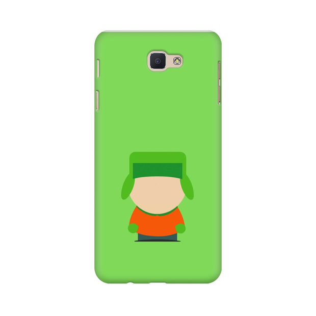 Samsung J5 Prime Kyle Broflovski Minimal South Park Phone Cover & Case