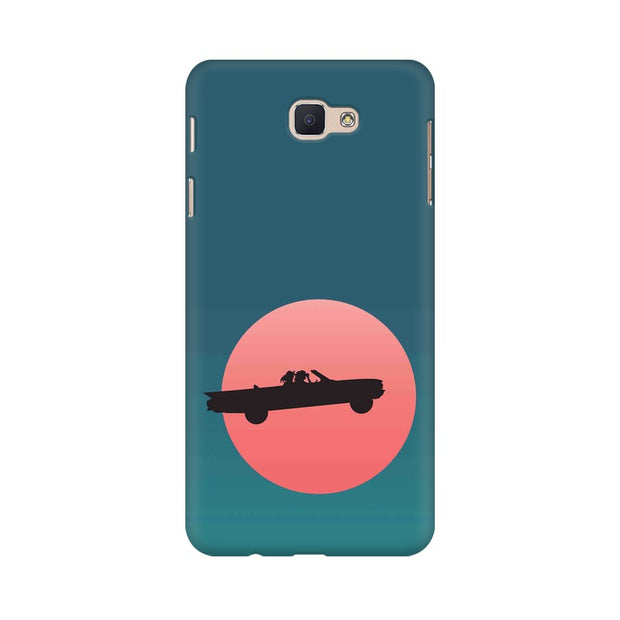 Samsung J5 Prime Thelma & Louise Movie Minimal Phone Cover & Case