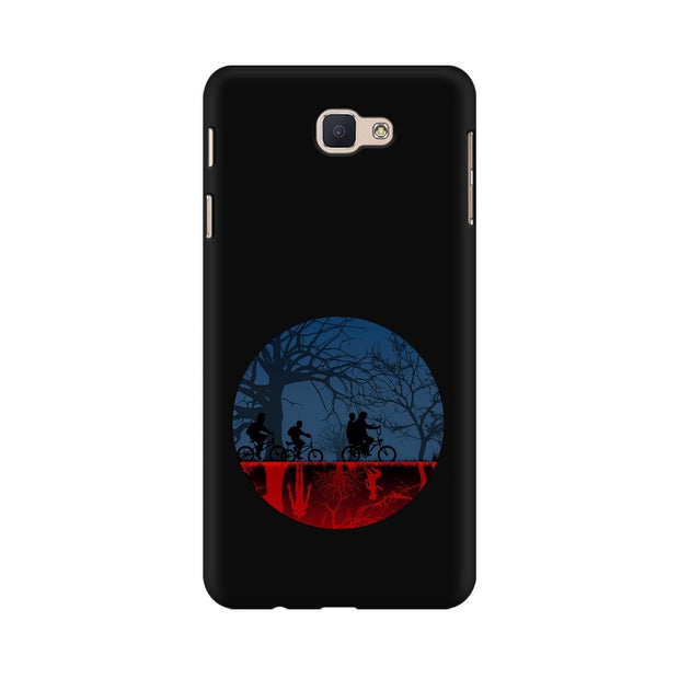 Samsung J5 Prime Stranger Things Fan Art Phone Cover & Case